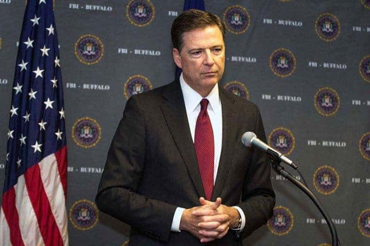 Watchdog faults Comey over Clinton probe, but says no bias