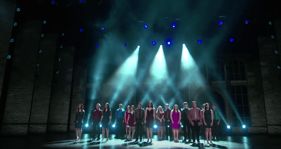 Parkland shooting survivors preformed at Tony Awards