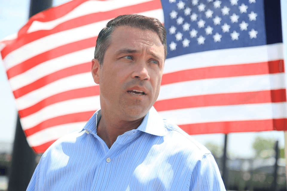 Michael Grimm says internment camps are like daycare