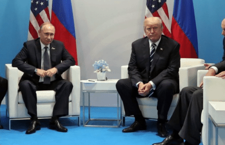 Trump says Putin meeting may be 'easiest'