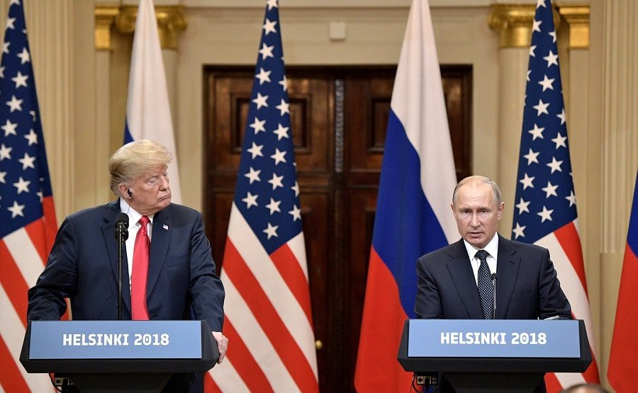 What Was Trump And Putin's Security Agreement? The Pentagon Has No Clue