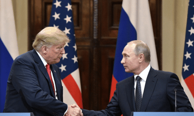 Donald Trump and Putin connection tweets intelligence decision before Trump announces